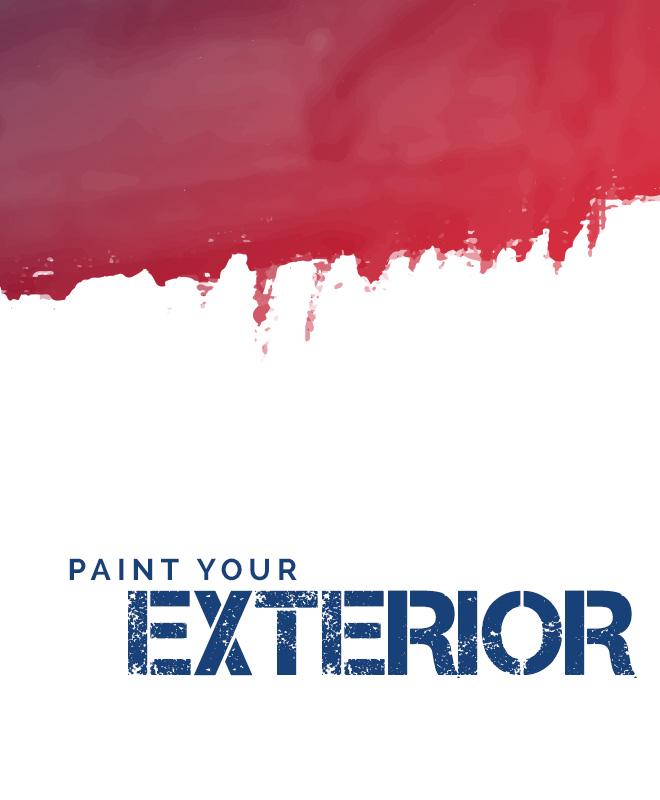 Paint Your Exterior