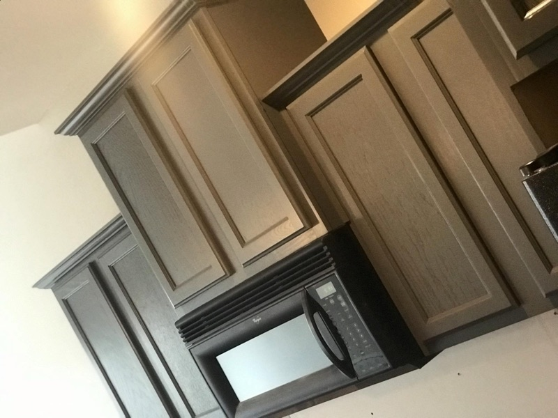 Cabinet Painting - Kitchen - Branson Paint Company
